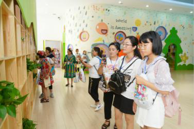 Event Promotes Exchange Between Women, Children in Beijing and Hotan