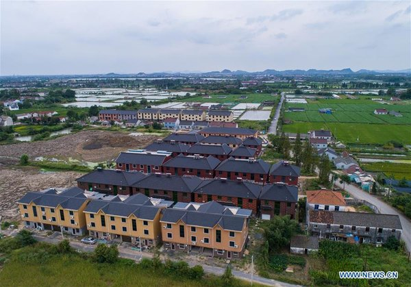 Village Improves Housing Conditions for Villagers in E China's Zhejiang