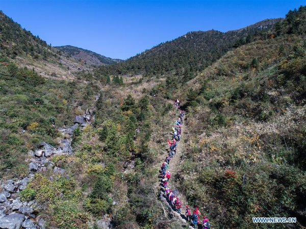 Ancient Trade Route Promotes Rural Tourism in China's Zhejiang
