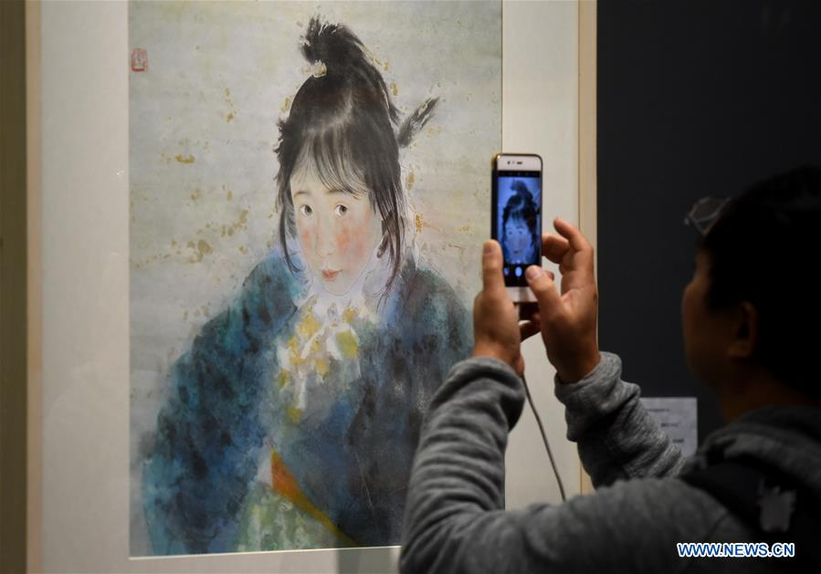 Exhibition of Artworks Created by Teachers of Tsinghua University Held in Beijing