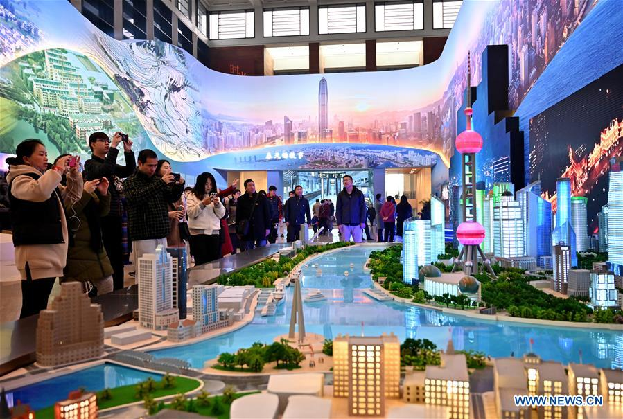 Major Exhibition to Commemorate 40th Anniversary of China's Reform and Opening-up Held in Beijing