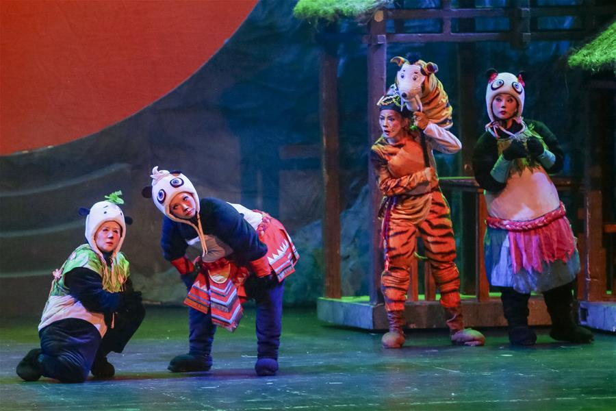 Musical Drama Held to Celebrate 2018 China-Canada Year of Tourism in Vancouver