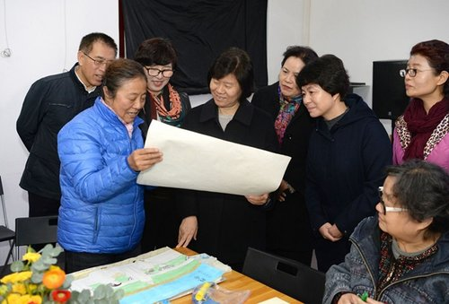 Shen Urges Study, Implementation of Spirit of Xi's Remarks on Women's Development