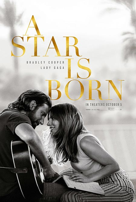 Musical Romantic Drama 'A Star Is Born' Leads SAG Awards Film Nominations