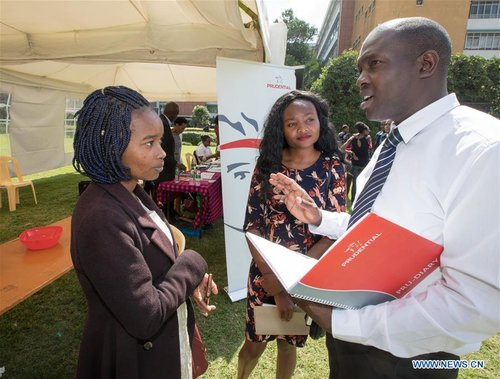 850bb12b2e Chinese Firms Resonate with Kenyan Youth in Search of Career Mobility