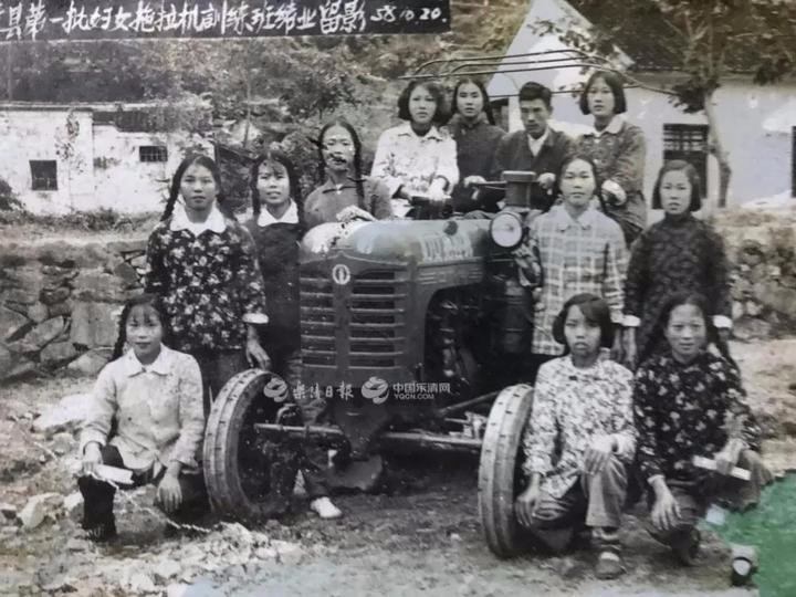 1st Generation of Female Tractor Drivers Reunite after 60 Yrs