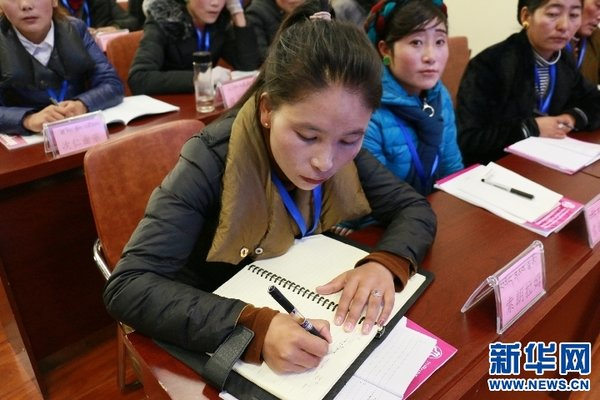 Tibet Reports Increasing Employment Rate of Women