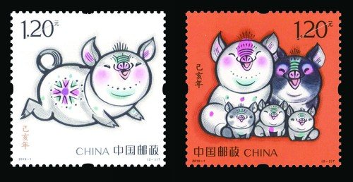 Dong Qi: Engraving History on Stamps