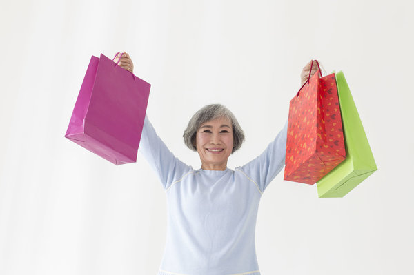 Elderly People Aged 61-76 Have Great Potential for Increased Consumption