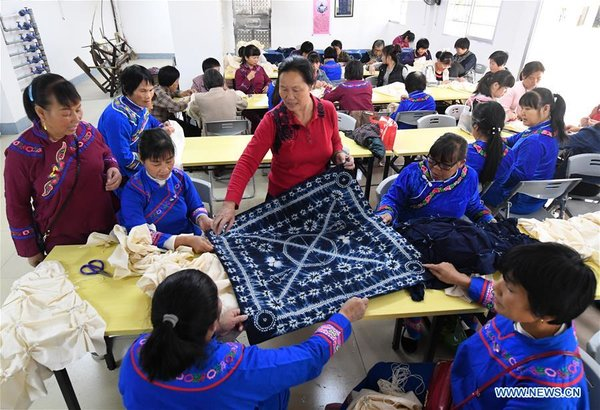 Guangxi Makes Efforts to Win Battle Against Poverty